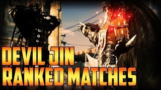 TEKKEN 7 | Devil Jin Embrace The Darkness, Overlord Duels!