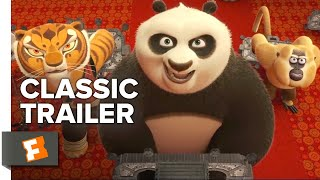 Kung Fu Panda 2 (2011) Trailer #2 | Movieclips Classic Trailers