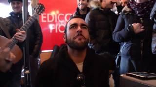 SPECIALE Marco Mengoni all'Edicola Fiore