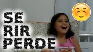 Desafio das Piadinhas - Se rir, perde! -  Piadas para crianças #juliabrezel