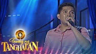 Tawag ng Tanghalan: Manuelito Amor   Bulag Pipi at Bingi