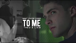 ►Theo & Liam | What You're Doing To Me [6x20]