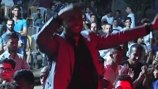اغنية الجزائر مع النجوم شادي البوريني ومؤيد البوريني من مهرجان المهندس فراس افراح ال الحج اسعد