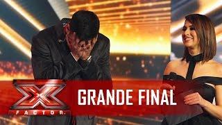 Cristopher Clark é o grande vencedor | X Factor BR