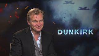 DUNKIRK: Christopher Nolan had