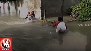 Heavy Rains And Floods Continue To Lash Assam, West Bengal And Bihar | V6 News