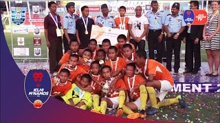 Under-14 Subroto Cup Final - Highlights