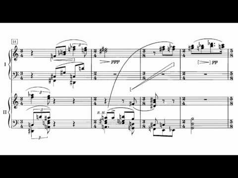 Charles Ives - Three Quarter-Tone Pieces [1/3]
