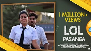 Tamil School Love Album Song | Official Music Video | LOL Pasanga | Sham Teddy