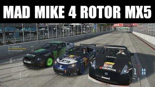 Forza 6 - Drift Build - Mad Mikes 4 Rotor MX-5