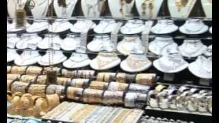 Gold and jewlery in Tehran presstv