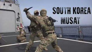 ROK UDT/SEAL หน่วยนี้ร้อนแรงที่สุดในโลกออนไลน์ กับลีลาการต่อสู้ด้วยมีดสั้น ARMY KNIFE  COMBAT
