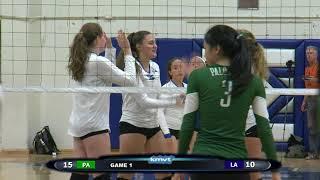 Palo Alto Vikings vs Los Altos Eagles - Volleyball, September 26, 2017