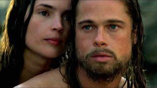 Legends of the fall ♥ Tristan and Susannah (Brad Pitt,Julia Ormond)