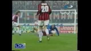 أعظم مباراة لعبها الظاهرة رونالدوا في الدوري الايطالي تعليق عربي