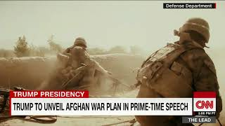 President Trump to unveil new Afghanistan war plan