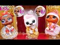 Download Video L.O.L. Surprise! Dolls Ballet New Baby Babysit Wrong Clothes Rescue Lil Sisters Transform Unboxed! 3GP MP4 FLV