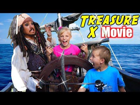 Ninjas Vs Pirates Treasure X Movie Remastered
