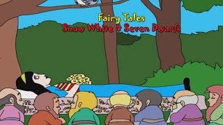 Snowwhite & Seven Dwarfs | Fairy Tales Bengali for Kids | Fairy Tales in Bengali for Children HD