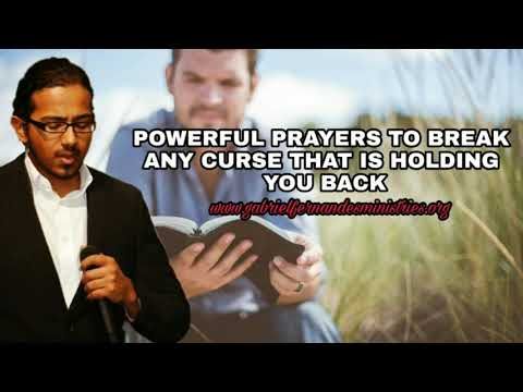 Powerful prayers to break any curse that is holding you back