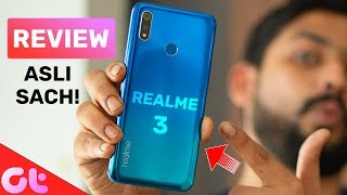 Realme 3 Full Review After 15 Days With Pros and Cons | GT Hindi