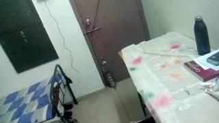 Hostel door hack