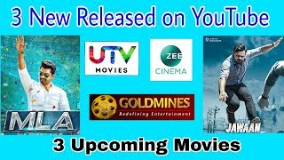 3 New Released - 3 Upcoming South Hindi Movies ( July Last Week)