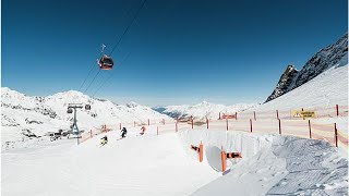 The Stubai Glacier is the place to go for Easter skiing