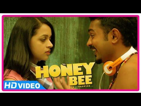 Honey Bee Malayalam Movie | Scenes | Bhavana proposes Asif Ali | Baburaj