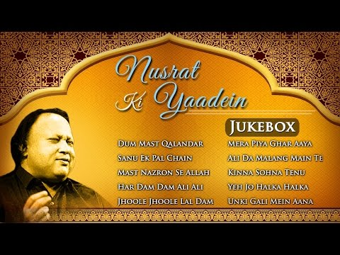Nusrat Ki Yaadein | All Time Hit Songs by Nusrat Fateh Ali Khan | Musical Maestros