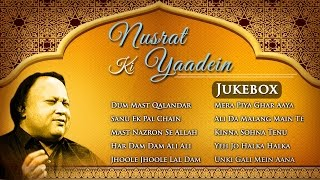 Nusrat Ki Yaadein | All Time Hit Songs by Nusrat Fateh Ali Khan | Musical Maestros