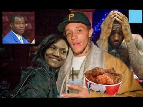 Xxx Mp4 Lebron James Mom Absolutely Had Sex With Delonte West 3gp Sex