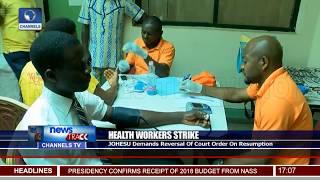 Senate Meets With JOHESU, Pledges To Ensure Strike Is Called Off