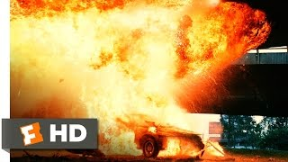 Man on Fire (4/5) Movie CLIP - I Wish You Had More Time (2004) HD