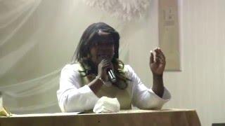 The History of Watch Night 2015  Apostle Anna B  Thompson