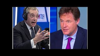 Clegg claims Brexiteers ACCEPT Brexit is