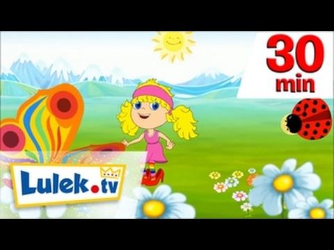 Zestaw 25 minut Piosenki dla dzieci Lulek.tv