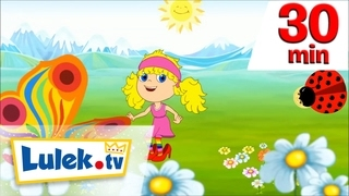 Zestaw 25 minut - Piosenki dla dzieci - Lulek.tv