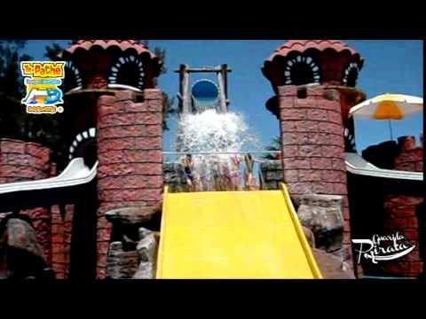 Aventuras en el Castillo Pirata del Balneario Te Pathé en Ixmiquilpan