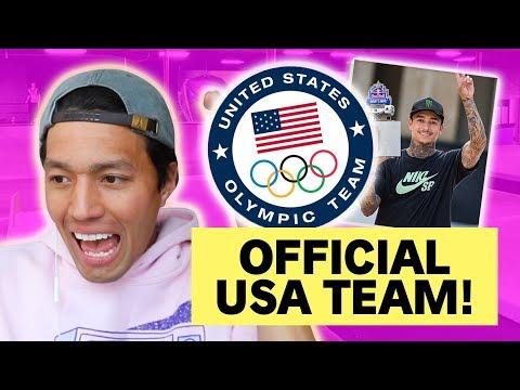 Xxx Mp4 USA 2020 OLYMPICS SKATEBOARD TEAM ANNOUNCED 3gp Sex
