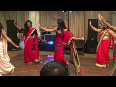 Surprise Wedding Dance 2016 Sri Lanka | Kaushi + Tharindu's Wedding Day