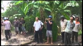 VTC14_Giếng khoan phun nước cao hàng chục mét tại Bà Rịa - Vũng Tàu