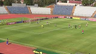 SA U20 vs Burundi U20 FIFA WC Qualifier 2nd leg