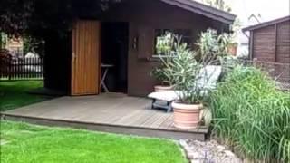 Aeroheat Split Heizung - Gartenhaus