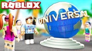 UNIVERSAL STUDIOS IN ROBLOX