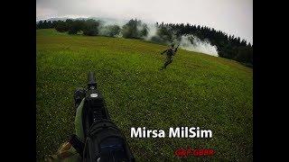 Czech airsoft |MIRSA 4| G&P GBBR