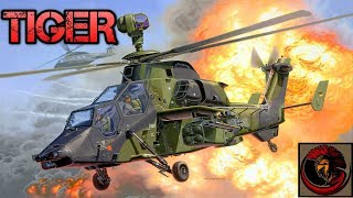 Eurocopter Tiger EC 665 - Multi-Role Combat Helicopter