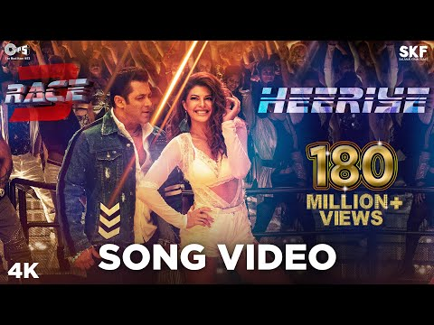 Heeriye Song Video - Race 3 | Salman Khan, Jacqueline | Meet Bros ft. Deep Money, Neha Bhasin-hdvid.in