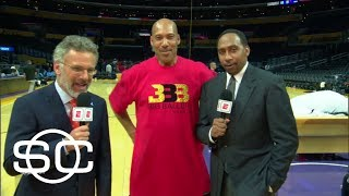 Stephen A. Smith outraged at LaVar Ball's comments about Lonzo debut | SportsCenter | ESPN