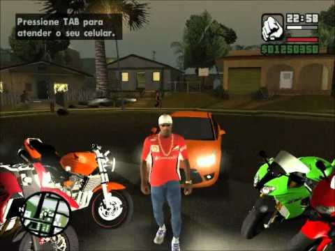 MC GUIME PLAQUE DE 100 GTA SAN ANDREAS .